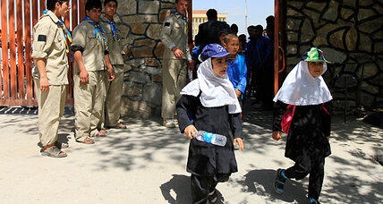 Mass hysteria blamed for Afghan schoolgirl 'poisoning,' not the Taliban