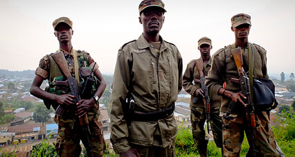 Congo rebels take eastern towns as conflict escalates