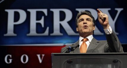 Texas Gov. Rick Perry won't expand medicaid