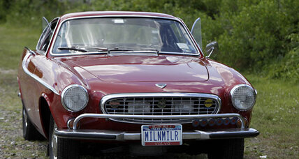 3 million mile Volvo: Long Island man's P1800S won't quit