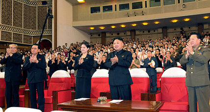 Is Kim Jong-un's mystery lady signaling a shift for North Korea?