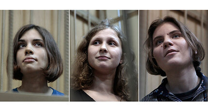 More prison for feminist punk rockers riles liberal Russians