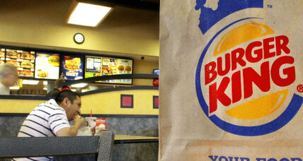 Common dollars and sense: Eating less fast food does a body good