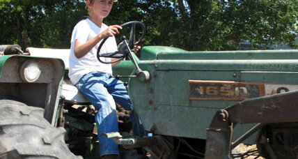 Child labor: Farming parents defend putting children to work