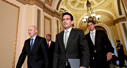 House repeals health-care reform – with no plan to replace it (+video)