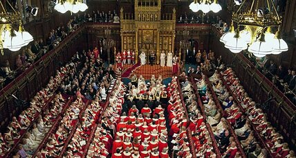 Reform the UK House of Lords? For now, the nobles keep their seats
