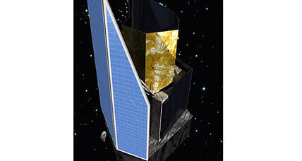 New European space telescope to sniff out dark matter