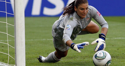 Hope Solo receives public warning from the US Anti-Doping Agency