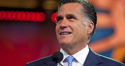 Mitt Romney booed at NAACP. Could that be good for him?