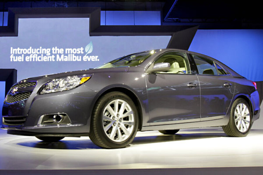 Chevrolet Malibu Eco Most D Car Of The Year