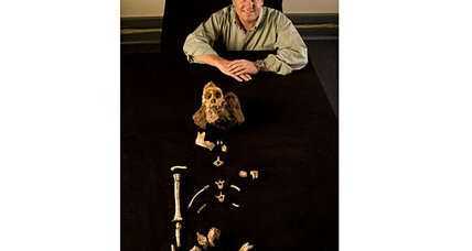 Recovery of most complete skeleton of human ancestor to be streamed live (+video)