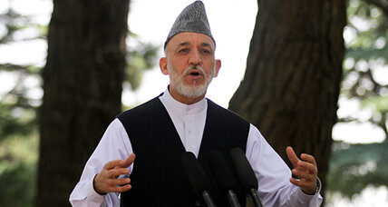 Days after woman executed, Karzai asks Taliban to enter politics