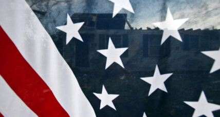 Mass. housing complex flag ban enrages tenants