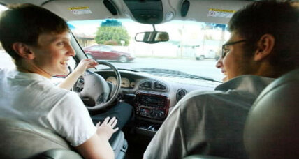 Teens waiting to get drivers' licenses, prefer public transport