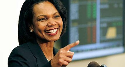What's really driving veep buzz about Condoleezza Rice?