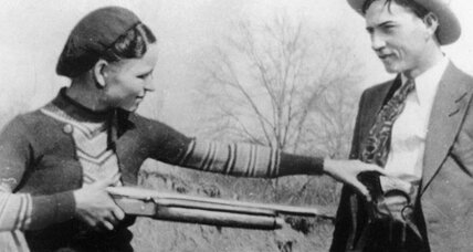 Bonnie and Clyde weapons to be auctioned