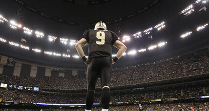 Drew Brees signs $100 million, five-year deal