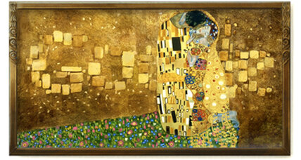 Why is Google honoring Gustav Klimt with a golden doodle?