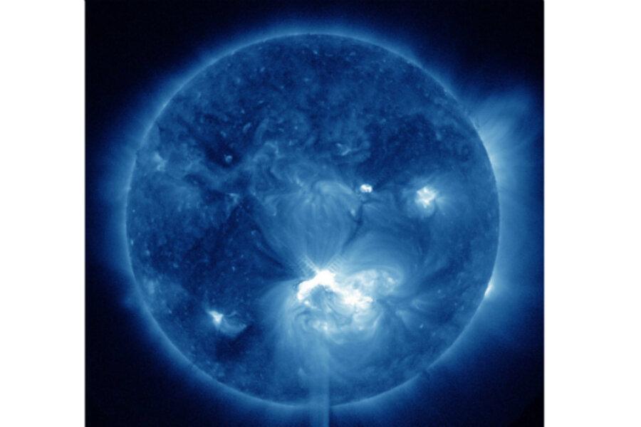 huge solar storm - photo #24