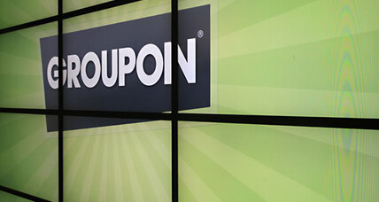 Groupon stock hits lowest level since debut