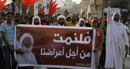 Doctors go underground to treat protesters in Bahrain