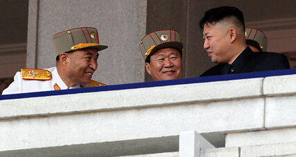 North Korea's removal of army chief seen as purge (+video)