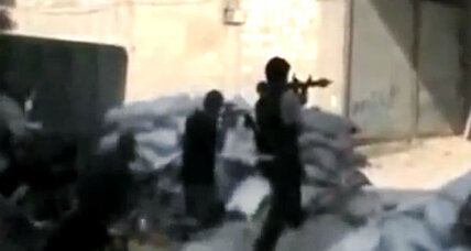 Syria: Civil war engulfs Damascus (+video)