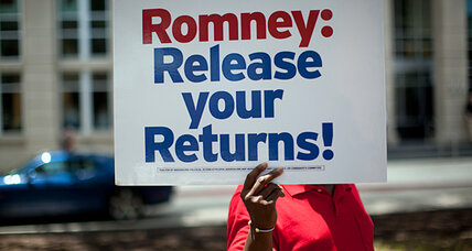 Mitt Romney: Republican 'friendly fire' grows over tax returns