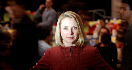 Yahoo's new CEO: Marissa Mayer