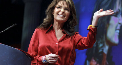 Should Sarah Palin speak at GOP convention?