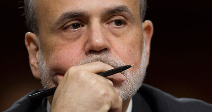 Senators push Bernanke: Was Fed asleep in the LIBOR rate scandal?