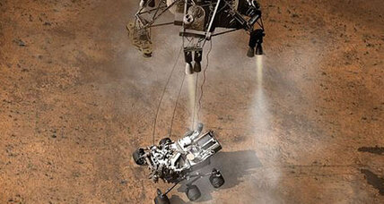 Will NASA's Mars rover land safely? Glitch could delay news.