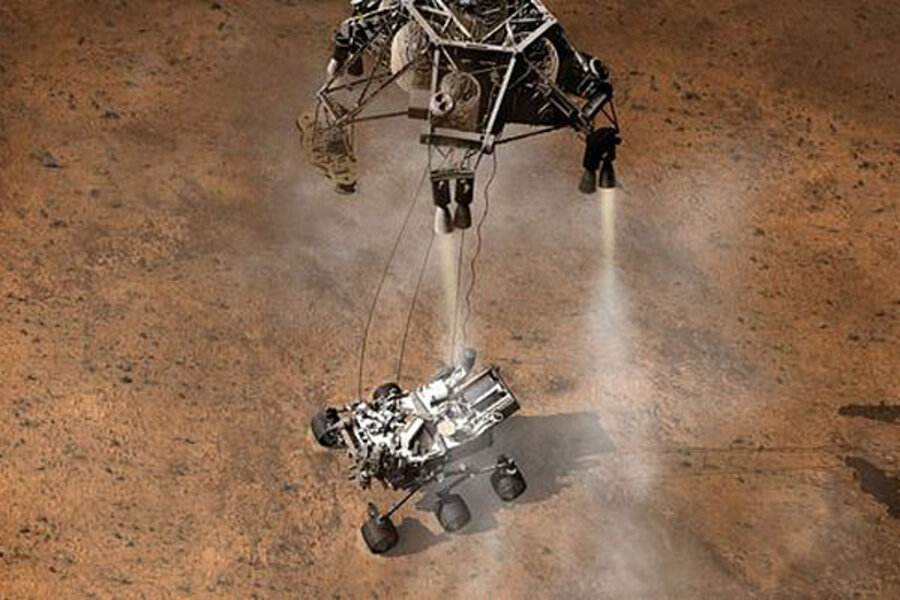 Will Curiosity be NASA's last Mars rover? - CSMonitor.com