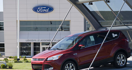 Ford Escape recall affects 10,000 cars. Is yours on the list?
