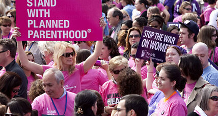 Planned Parenthood sues Arizona for cut funding
