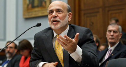 Ron Paul vs. Ben Bernanke: final battle ends on surprising note