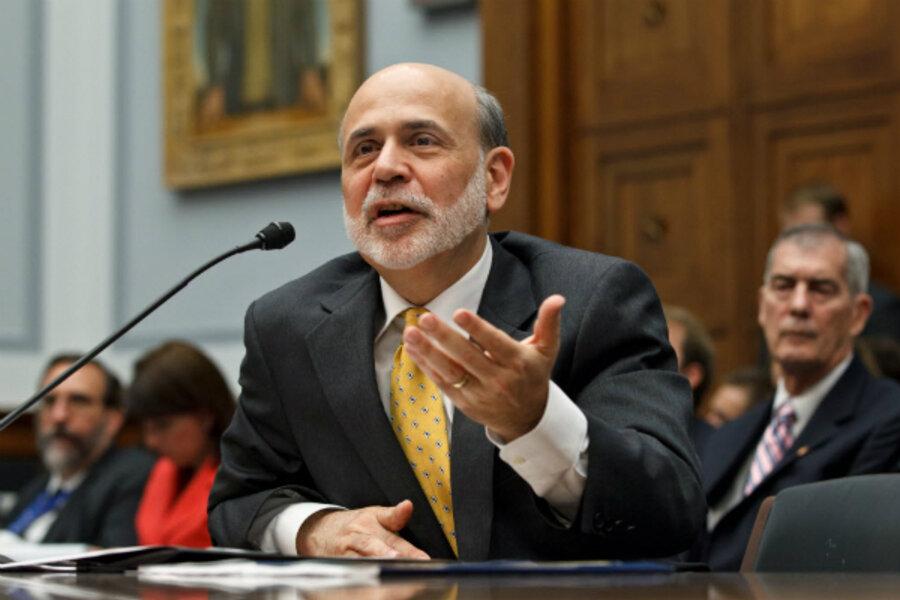 Ron Paul vs. Ben Bernanke: final battle ends on surprising note -  CSMonitor.com