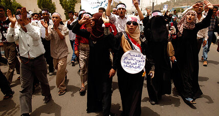 Yemen's power vacuum could provide window for secessionists