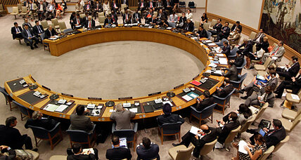 Syria resolution defeated at UN. Does that free up US to act on its own?