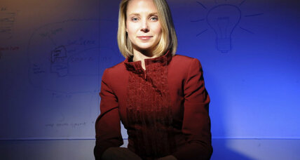 Marissa Mayer: Take longer maternity leave – for yourself and us