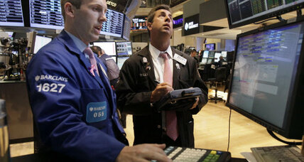 US stocks creep up; IBM, other tech stocks rise