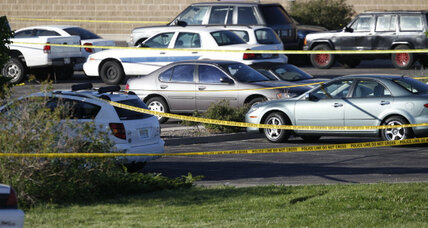 Colorado shooting: Police look for clues after dark night