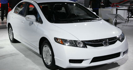 Win for Indiana: Honda to produce 2013 Civic Hybrid in the US