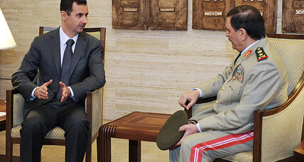Where's Assad? As grip on Syria weakens, his whereabouts come into question