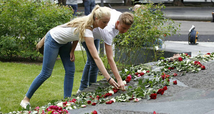A year after Breivik's massacre, Norway tightens antiterror laws