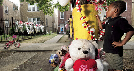 In Chicago, heat and homicide stoke fear and frustration