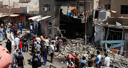 Deadly Iraq bombings and a reawakening insurgency