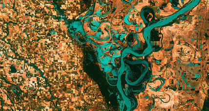 Landsat program marks 40 years of photographing Earth from space