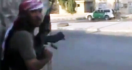 Does the CIA really have no idea about the nature of Syria's rebels?