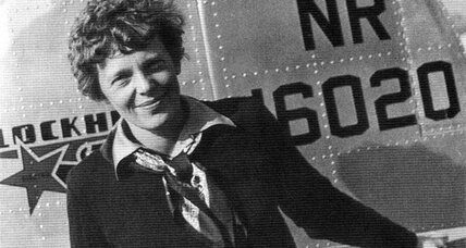 Amelia Earhart: Pilot and feminist (+video)